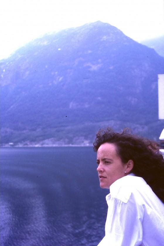 Navegando por el fiordo, al viento del Norte