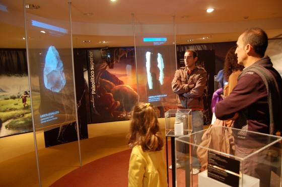 Los efectos audiovisuales son una parte importante en centro.