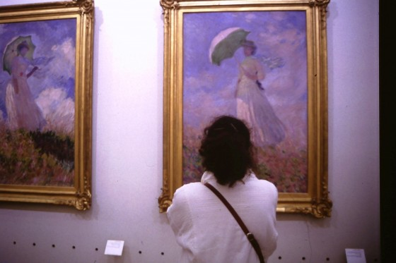 Y Monet...