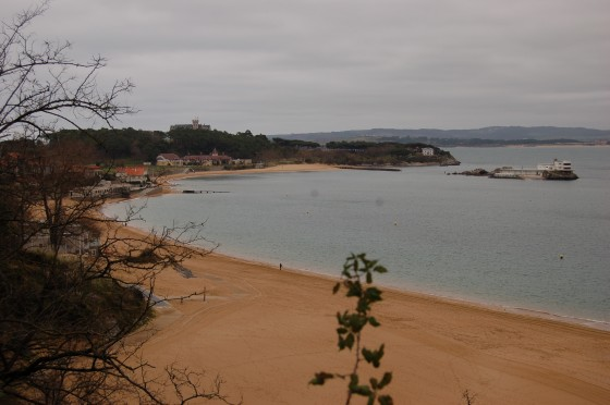 La península de la Magdalena