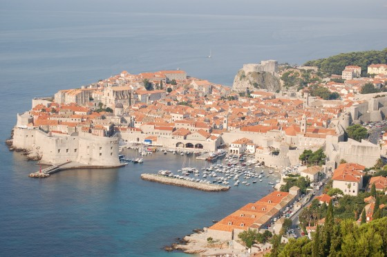 Dubrovnik, bella entre las bellas.