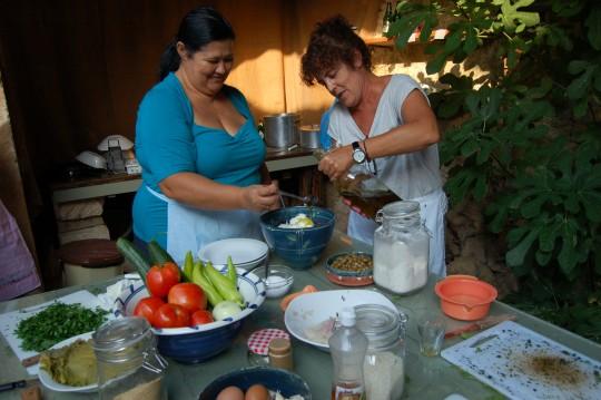 Bellezas cocinando taringa for Cocinando para los amigos