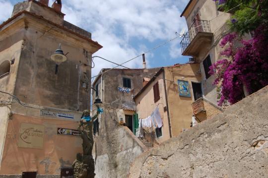 Un rincón de Capoliveri
