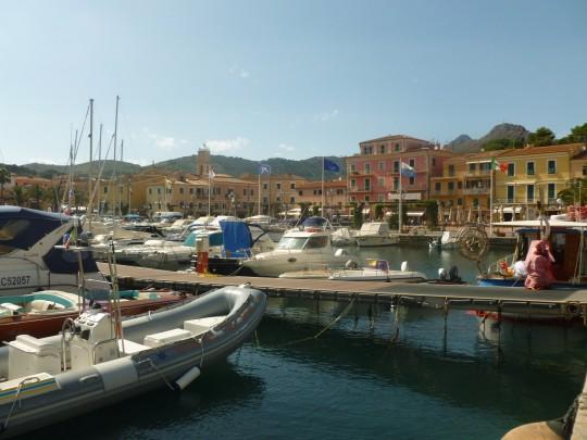 Porto Azzurro, isla de Elba
