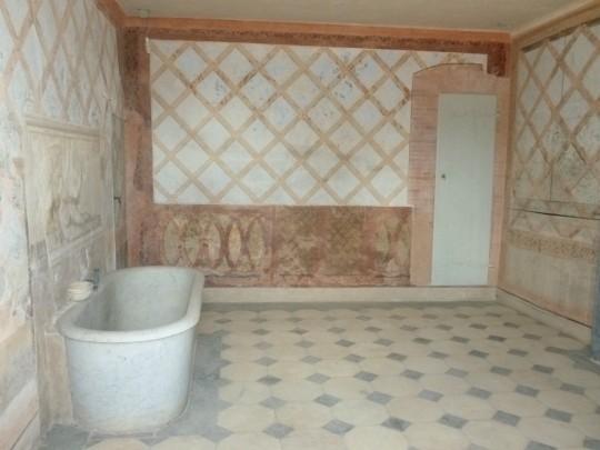 Cocina, salón y baño, y poco más en la casa de Napoleón.