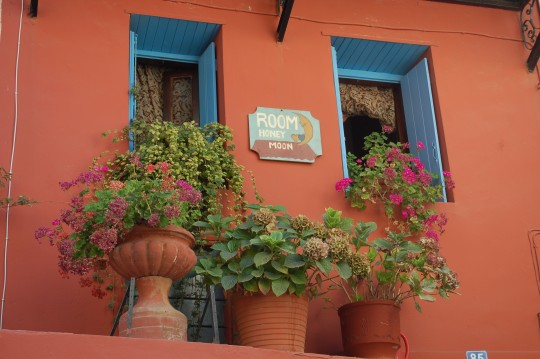 En el barrio antiguo de La Canea abundan los alojamientos con encanto.