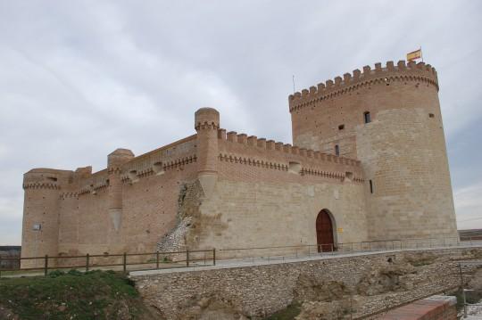 El castillo de Arévalo.