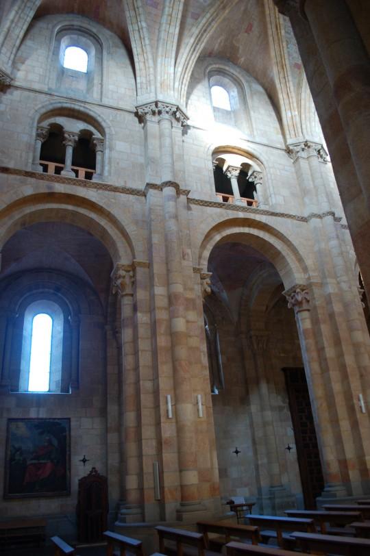 Arcos románicos, esplendor.