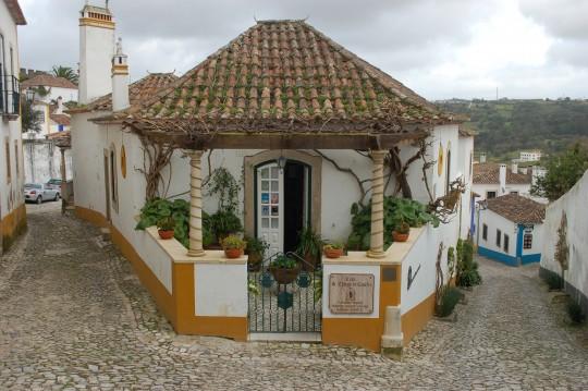 La casa de Sao Thiago