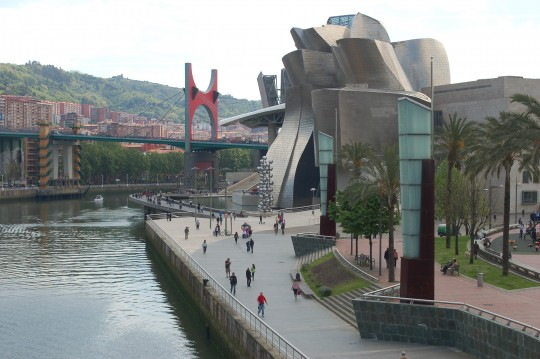 El paseo del Museo...