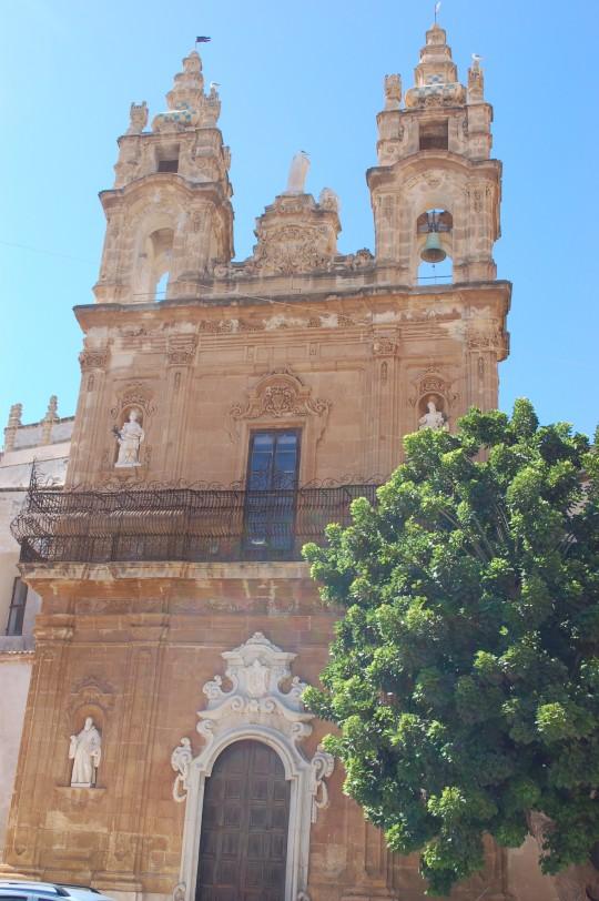 Y como estamos en Sicilia, no puede faltar el barroco.