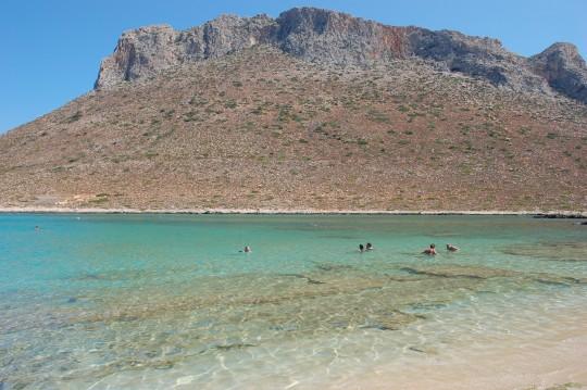 Comprenderéis que prefiriésemos esto: la playa de Stavros.
