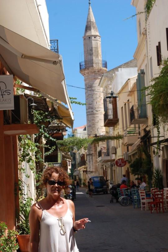 La Canea, veneciana y turca, la joya de Creta. Para daros las gracias.