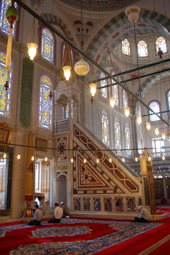 Rezos en Fatih