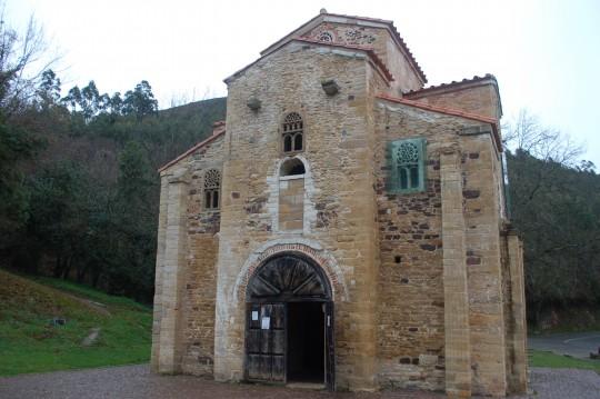 San Miguel de Lillo, la otra joya ovetense.