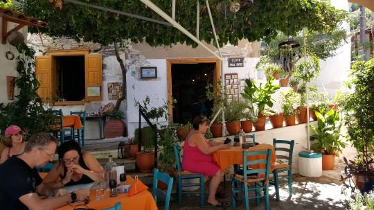 Manolates, también visitado por los turistas.