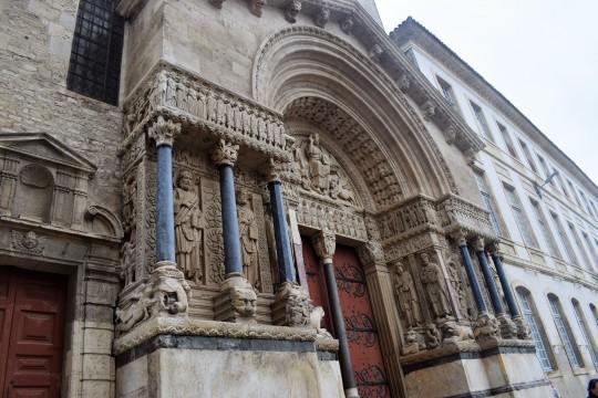 Pórtico de Saint-Trophime