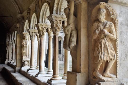 Claustro de Saint-Trophime.