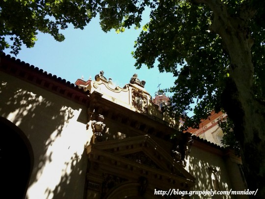 Sevilla agosto