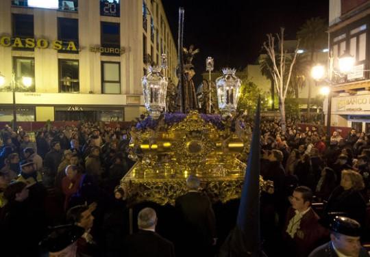 Silencio Sevilla
