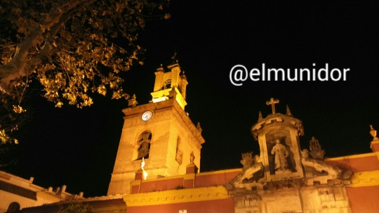 Plaza San Lorenzo Sevilla