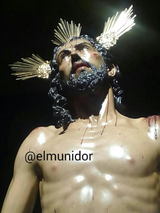 Jesus despojado Sevilla
