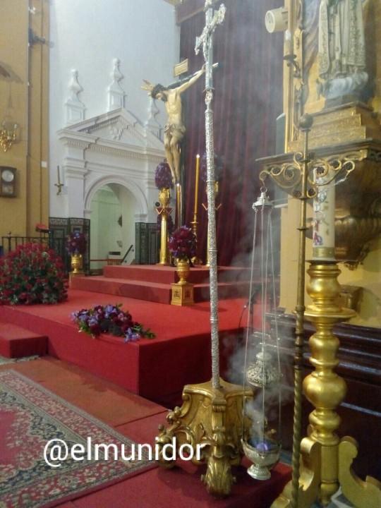 San Bernardo Cristo