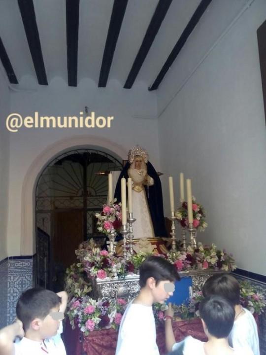Curz de Mayo Sevilla