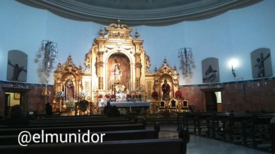 basilica Gran poder