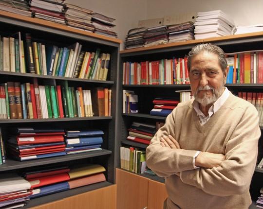 Entrevista del domingo. Facultad de Derecho. Despacho de Manuel Ramón Alarcón. Derecho del Trabajo.