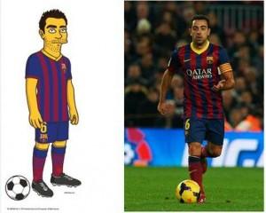 Xavi. Simpson. Sofalicola
