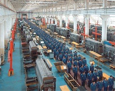 China ejemplo de disciplina proletaria, una imagen vale más que mil palabras Trabajadores-chinos