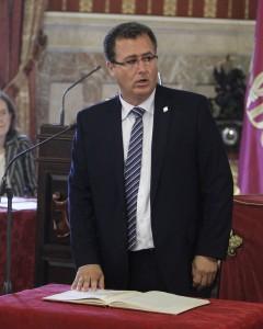 13/06/15 Investidura de Juan Espadas Alcalde de Sevilla.