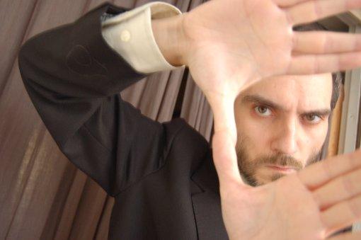 Fernando Alfaro, en una imagen promocional de 'Carnevisión'.