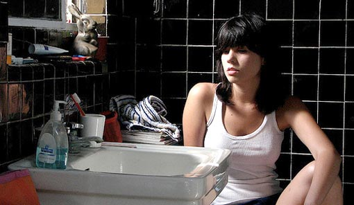 En la imagen, la chilena Javiera Mena.