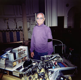 Simeon Coxe, en una imagen reciente.