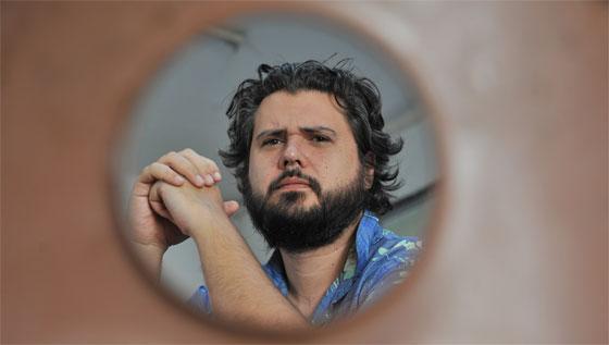 En la imagen, Daniel Alonso. / Foto: Juan Carlos Vázquez