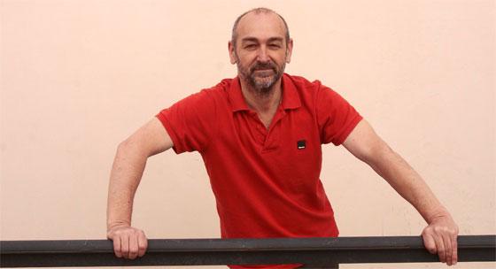 El realizador José Sánchez-Montes. / Foto: Matilde de la Cruz